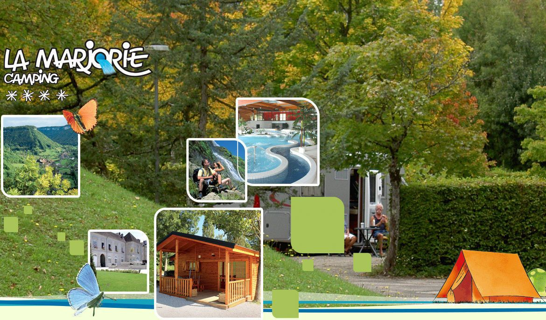 Site officiel camping jura marjorie lons le saunier - Piscine municipale lons le saunier ...